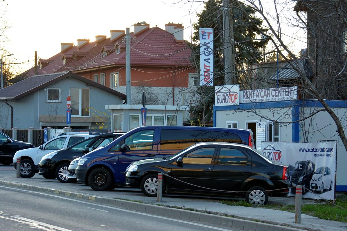 Rent a car Bucharest