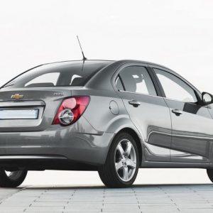 Masina de inchiriat Chevrolet Aveo